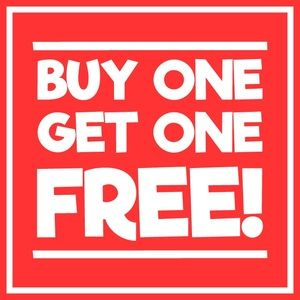 Other - BOGO FREE ANY TWO ITEMS